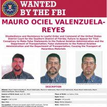 FBI ofrece recompensa por información de chileno buscado por EE.UU.