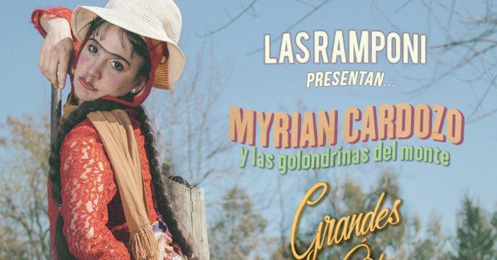Funciones gratuitas obra «Myrian Cardozo  y Las Golondrinas del Monte» en Centro Cultural España
