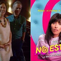 El estreno maternal de No Estoy Loca: Mariana Aylwin y la