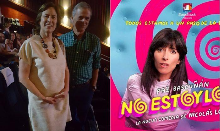 El estreno maternal de No Estoy Loca: Mariana Aylwin y la «mami» de Nicolás López se robaron la película