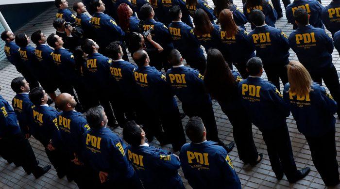 Alto Mando de la PDI para 2019 incluirá cuatro nuevas subdirecciones