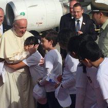 El pastor y sus ovejas perdidas: La falta de entusiasmo en visita del Papa Francisco