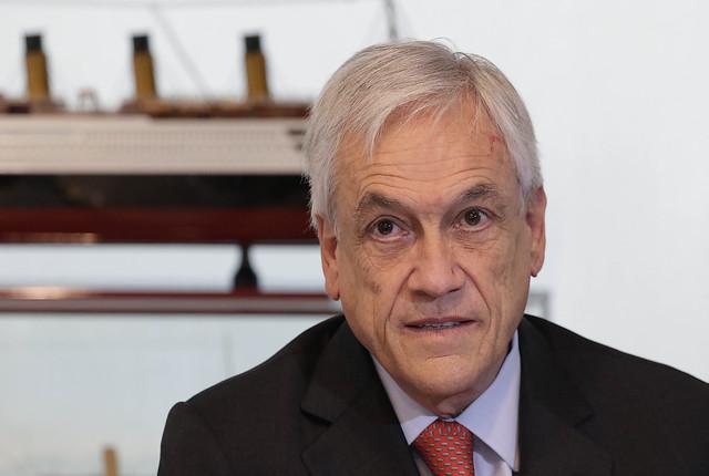Piñera critica a Chile Vamos por entregar listas muy amplia para gabinete: