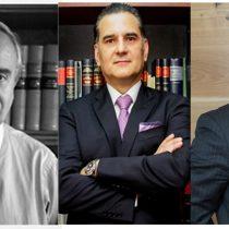 Reconocido abogado constitucionalista, ex LyD y ex Director Jurídico de Contraloría, se asocia en nuevo bufete