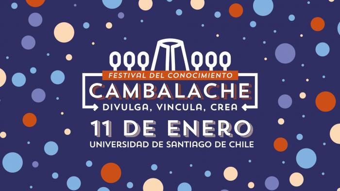 """Festival de Divulgación del Conocimiento """"Cambalache"""" en Planetario"""