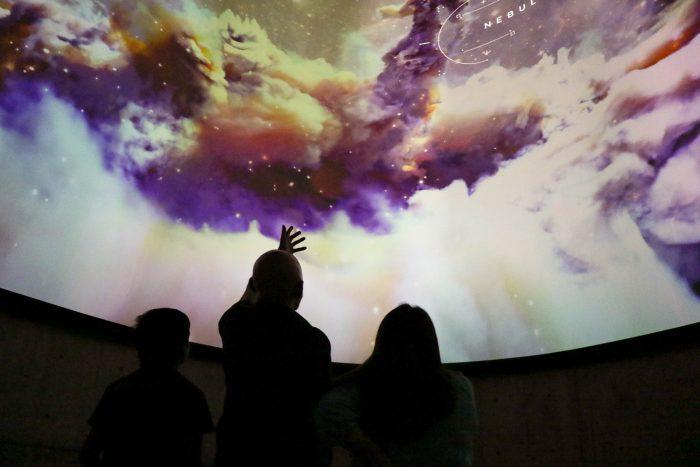 """""""Túnel Universo"""":  la mayor exhibición interactiva sobre astronomía de Latinoamérica"""