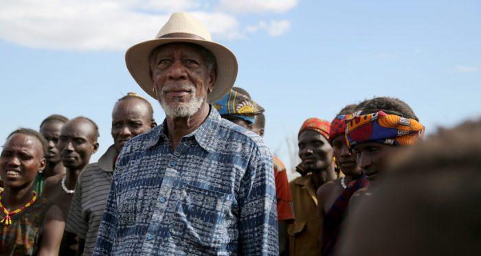 """Serie """"The story of us con Morgan Freeman"""" busca de respuestas a los grandes interrogantes de la humanidad"""