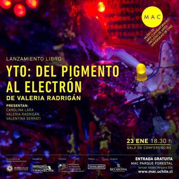 Libro recoge trayectoria de referente del arte medial en Chile