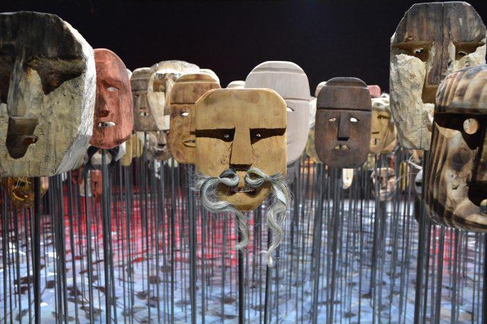 Werken: Única obra chilena en la Bienal de Venecia aterriza en el Parque Cultural de Valparaíso