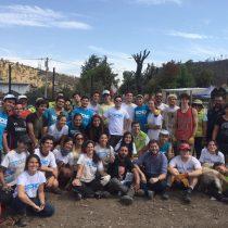 Municipalidad de Renca y TECHO-Chile inician obras de reconstrucción tras incendio fatal en la comuna