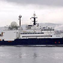Cómo es el Yantar, el barco