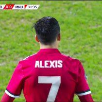 [VIDEO] Manchester United se da un festín en el debut de Alexis Sánchez