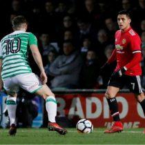 Una maravilla de debut: DT, compañeros y la prensa alaban el estreno de Alexis Sánchez con la camiseta del Manchester United