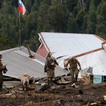 Encuentran víctima 17 tras aluvión en Villa Santa Lucía e intendente de Los Lagos dice que