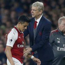[VIDEO] Técnico del Arsenal confirma lo que sabían todos: la salida de Alexis Sánchez es
