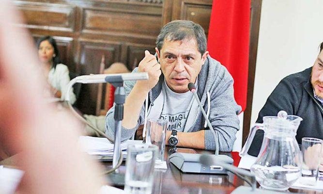 Concejal de Punta Arenasrechaza