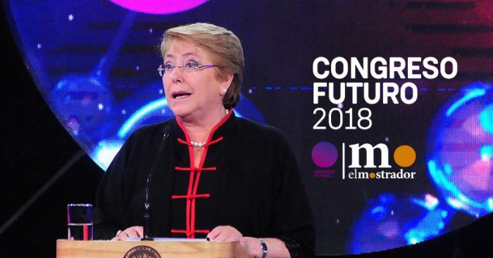 Con un llamado a la política para desarrollar las potencialidades científicas del país partió el Congreso del Futuro