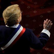 Criteria Research: el 64% de los encuestados opina que Bachelet debiera abandonar la política nacional
