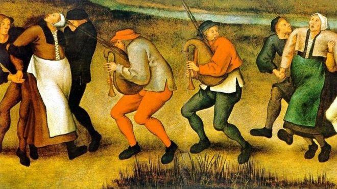 La extraña plaga de la danza que cobró miles de vidas en Europa