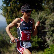 [VIDEO] Bárbara Riveros se corona tetracampeona del Ironman 70.3 de Pucón