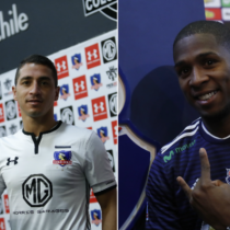 Los grandes se refuerzan: Colo Colo presenta a Carlos Carmona y la