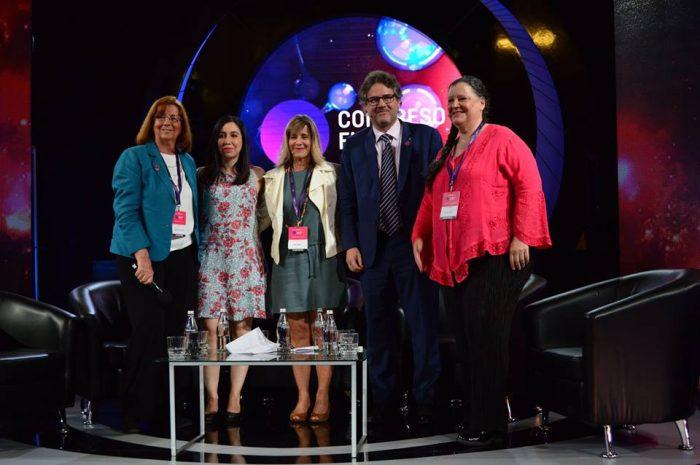 En Congreso Futuro UNESCO anunció proyecto SAGA, que busca mejorar la situación de las mujeres en relación a la brecha de género en los ámbitos de la ciencia