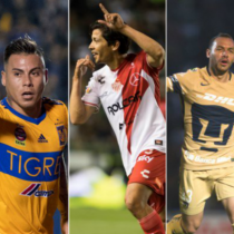 [VIDEO] Chilenos en México: Matías Fernández y Marcelo Díaz se reencuentran con la red y Eduardo Vargas anota un golazo