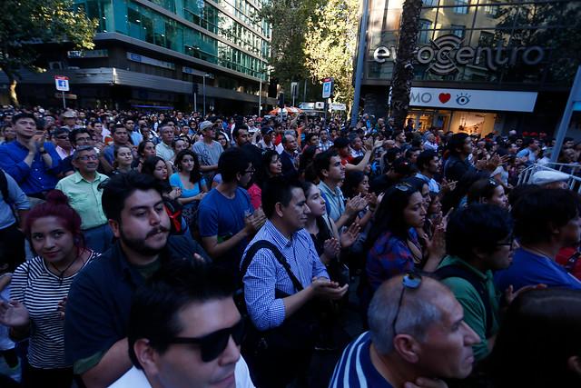 El extraño espejo del chileno: se ven