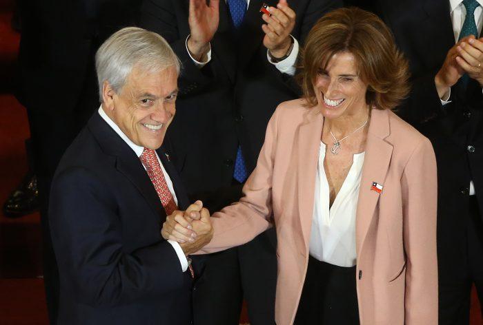 Las cláusulas que Marcela Cubillos defendió en el Congreso para quitarle atribuciones al Ministerio del Medio Ambiente