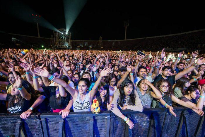 Las coordenadas de la Cumbre del Rock, el mayor festival de la música chilena