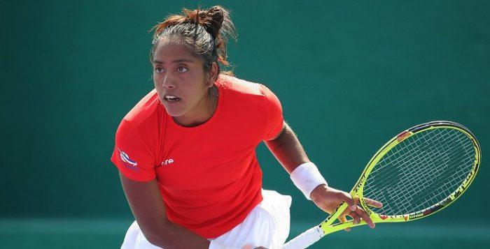 Daniela Seguel se saca match point en contra y avanza de ronda en la qualy del Abierto de Australia