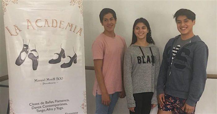 Cuatro adolescentes son seleccionados para estudiar en La Habana danza profesional