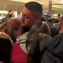 [VIDEO] La desgarradora despedida de un padre deportado tras vivir 30 años en Estados Unidos