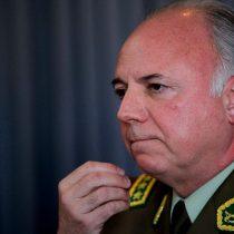 Formalizan a general en retiro Eduardo Gordon por malversación de caudales públicos al interior de Carabineros