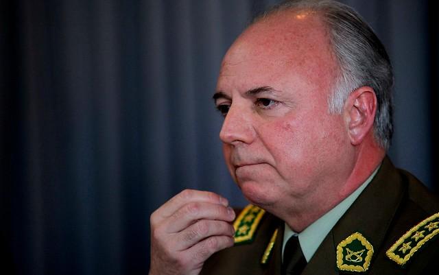 Fraude en Carabineros: Fiscalía decide formalizar a ex general directorEduardo Gordon