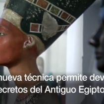 """[VIDEO] Así """"hablan"""" las momias de los ciudadanos comunes y corrientes de Antiguo Egipto"""