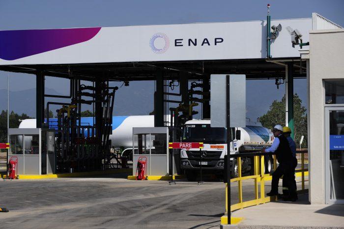 Enap inaugura nuevo Patio de Carga para distribución de combustibles en San Fernando