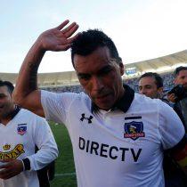 Esteban Paredes alza la voz y se refiere a los problemas en Colo Colo: