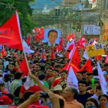 Unos 20 lesionados en protesta contra supuesto fraude electoral en Honduras