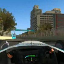 [VIDEO] Por eso las barreras en Plaza Italia: Fórmula E publica animación de su recorrido por Santiago
