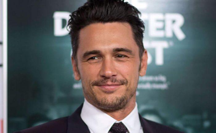 James Franco no es nominado al Óscar luego de denuncias de acoso sexual