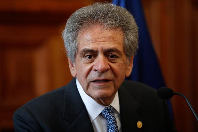 Presidente de la Suprema por Palma Salamanca: