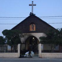 Nuevo ataque incendiario contra una iglesia en Santiago