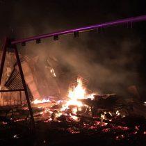 Ataques incendiarios en La Araucanía antes de la llegada del Papa