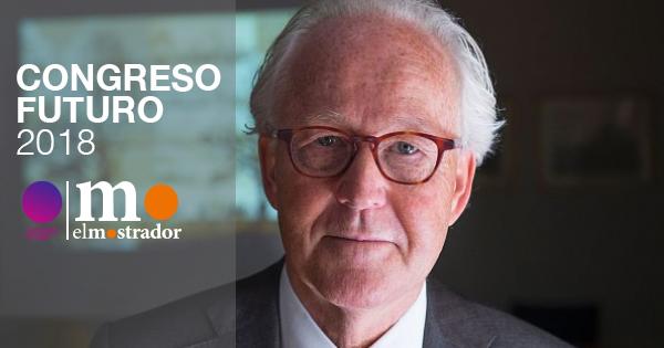 Presidente de Fundación Nobel: «Unir fuerzas con el CF es una buena forma de promover la ciencia, las humanidades y la paz»