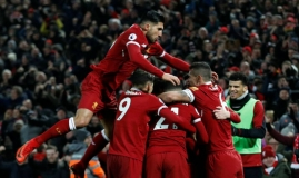 [VIDEO] Premier League: en un partidazo, Liverpool somete al Manchester City y le quita el invicto