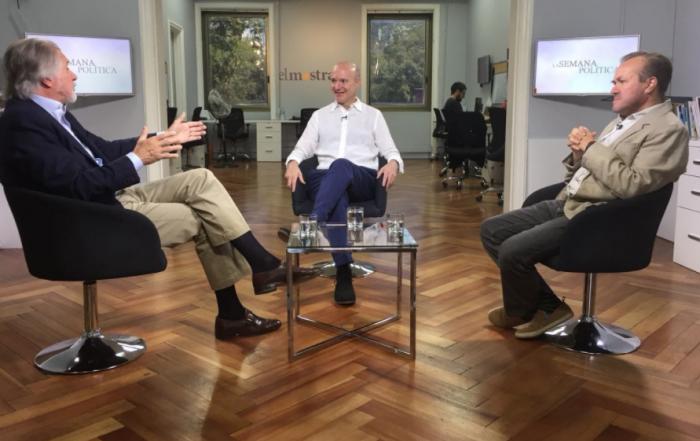 [LA SEMANA POLÍTICA] Ex embajador de Chile en el Vaticano explica por qué el Papa no se reunió con Piñera: