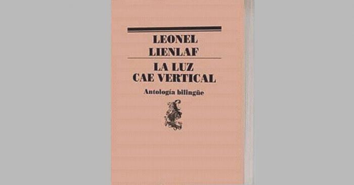 Lanzamiento «La luz cae vertical» del poeta Leonel Lienlaf en Librería del GAM