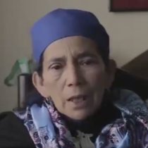 [VIDEO] Francisca Linconao pide ayuda internacional: