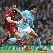 Agüero hunde al Bristol en el minuto 92 y deja al City de Bravo a un paso de la final